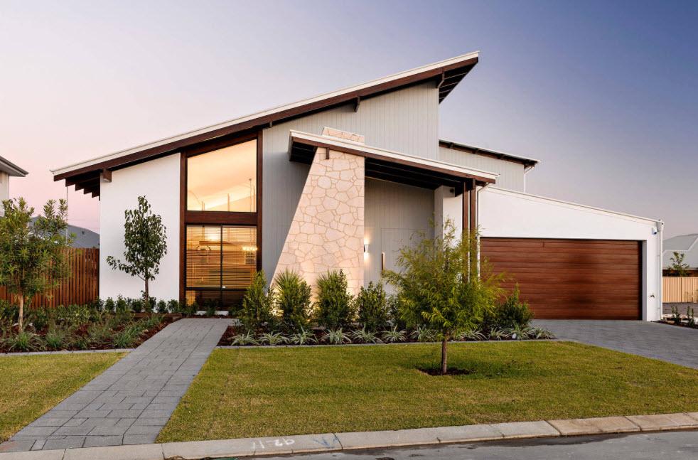 банках есть современные крыши частных домов фото качестве верхней