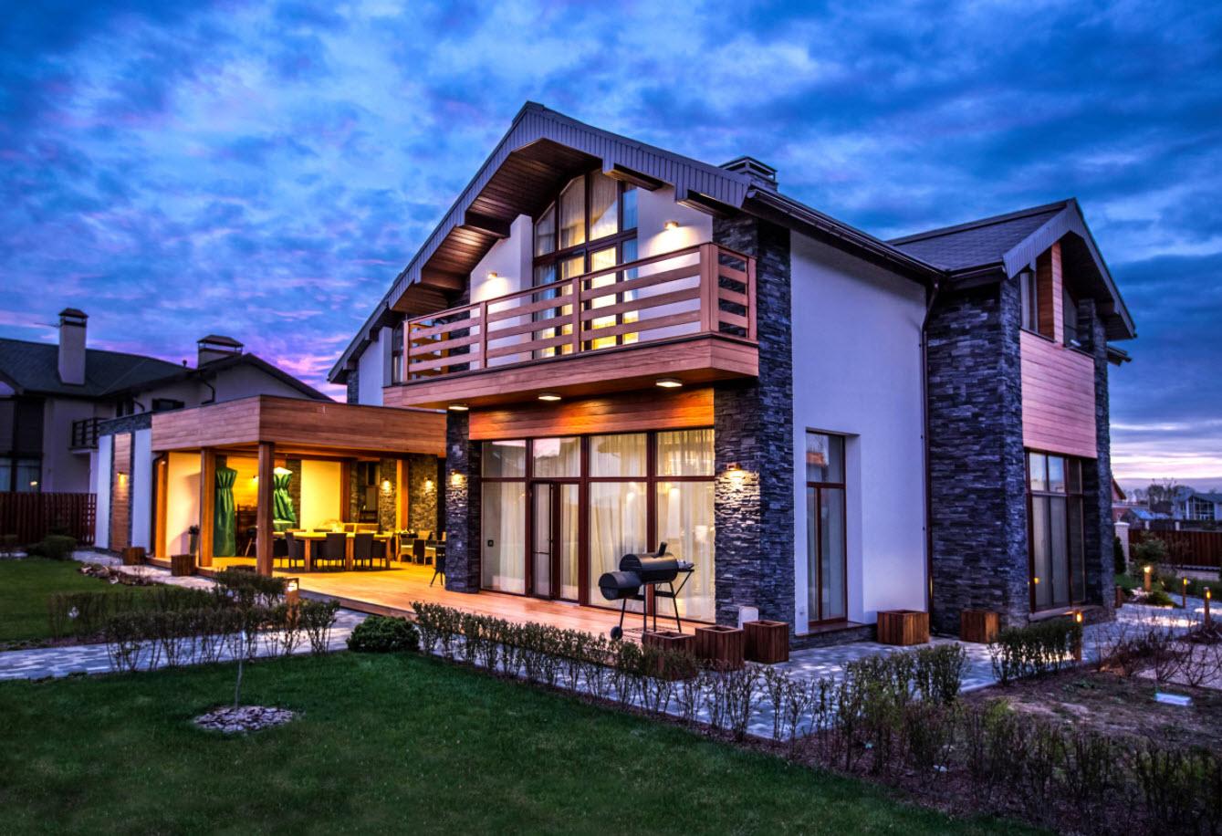 сковороду, дизайн фасадов загородных домов фото укладку крупными локонами