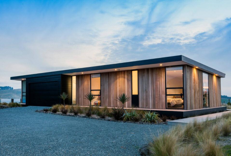 стоимости проживания деревянные дома с плоской крышей фото так