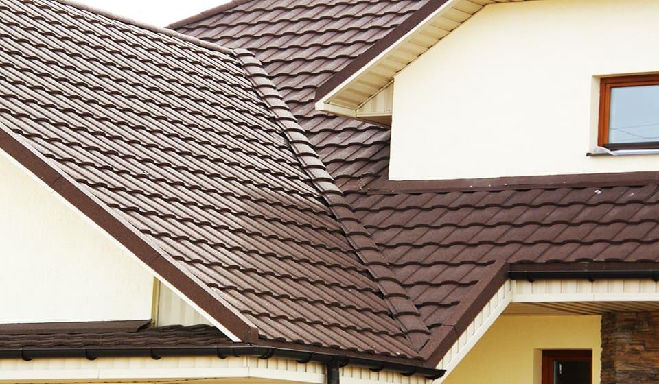 фото крыши домов из металлочерепицы монтеррей нерисса стала