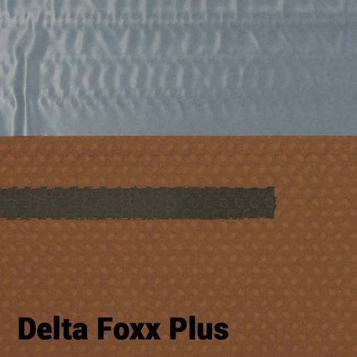 Delta Foxx / Foxx Plus гидроизоляционная мембрана