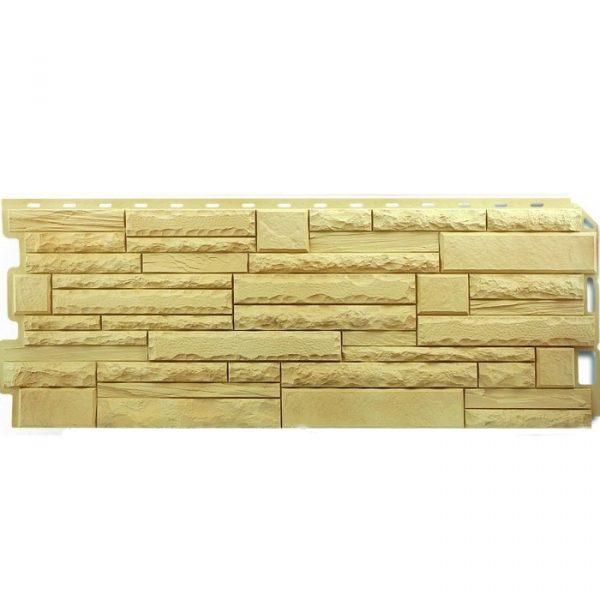 Фасадные панели Альта-Профиль Скалистый камень