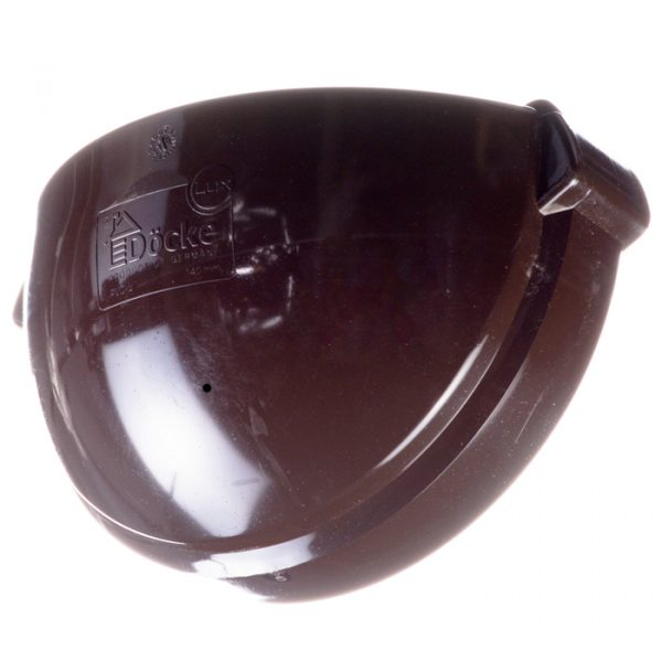 Заглушка желоба 3 метра Docke Lux