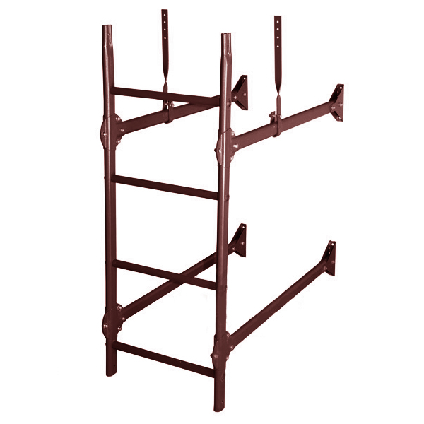 Стеновая лестница Престиж