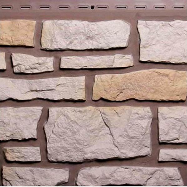 Фасадные панели Nailite Creek Ledgestone