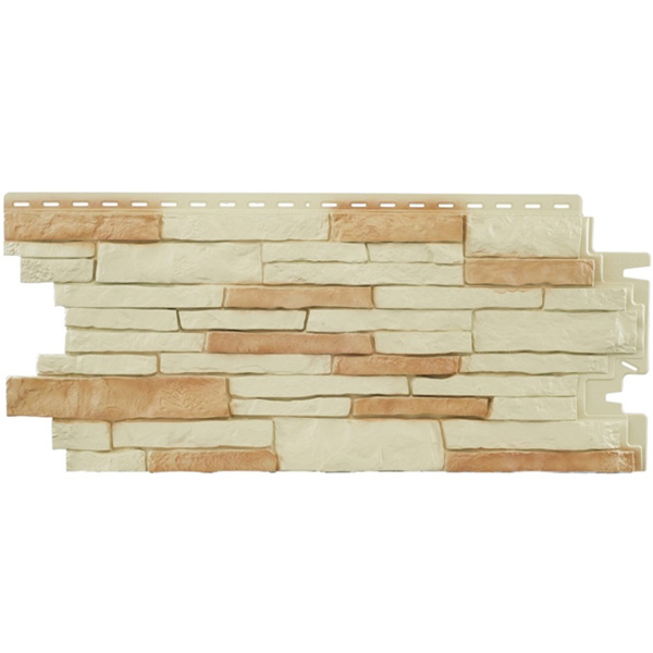 Фасадные панели Nailite Stacked Stone