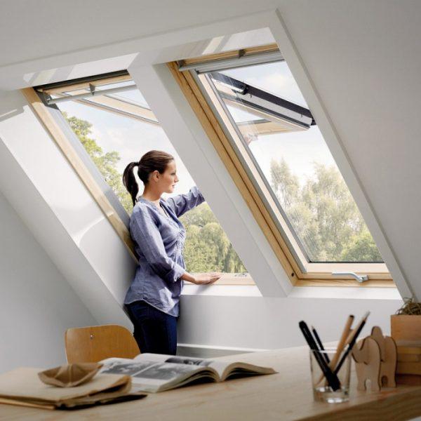 VELUX PREMIUM панорамное окно GPL 3070