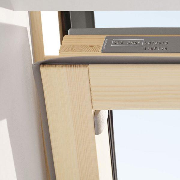 VELUX OPTIMA Стандарт GZR 3050B Ручка снизу