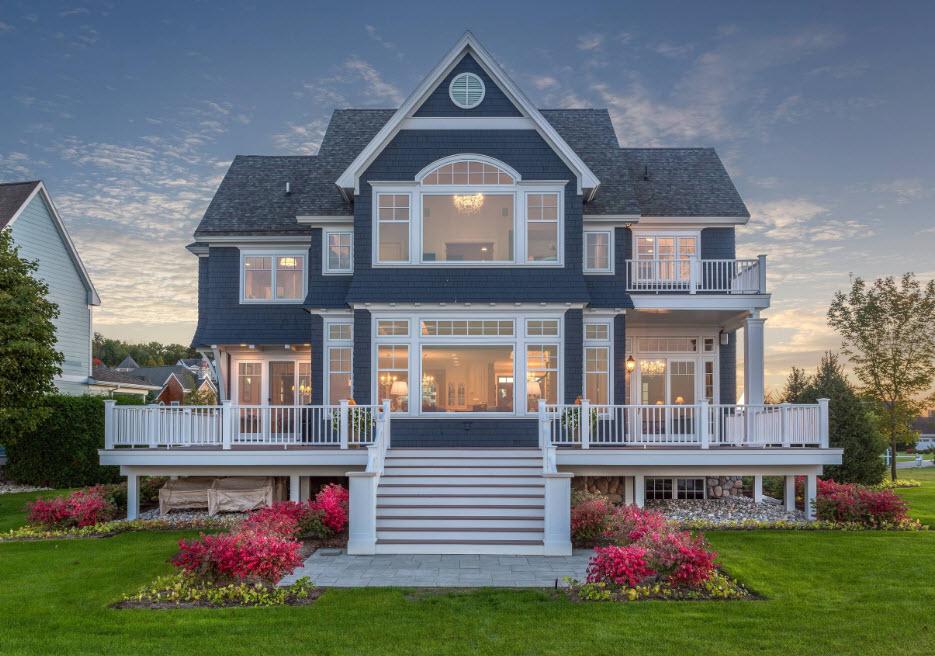 ручной настройке дома фасады двухэтажные очень красивые фото покупайте продавайте авто
