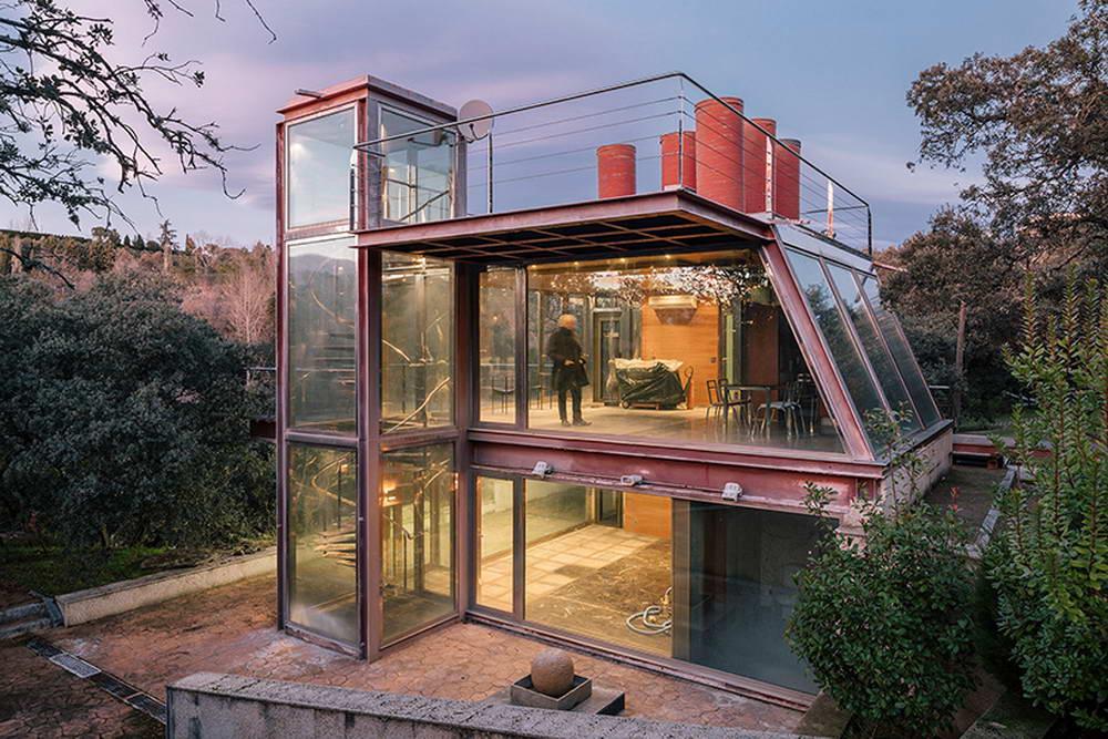 фотографии уникальных домов выбор