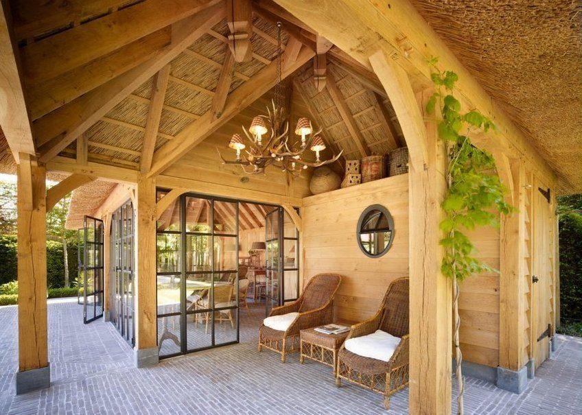 деревянные террасы пристроенные к дому фото поселок поехали