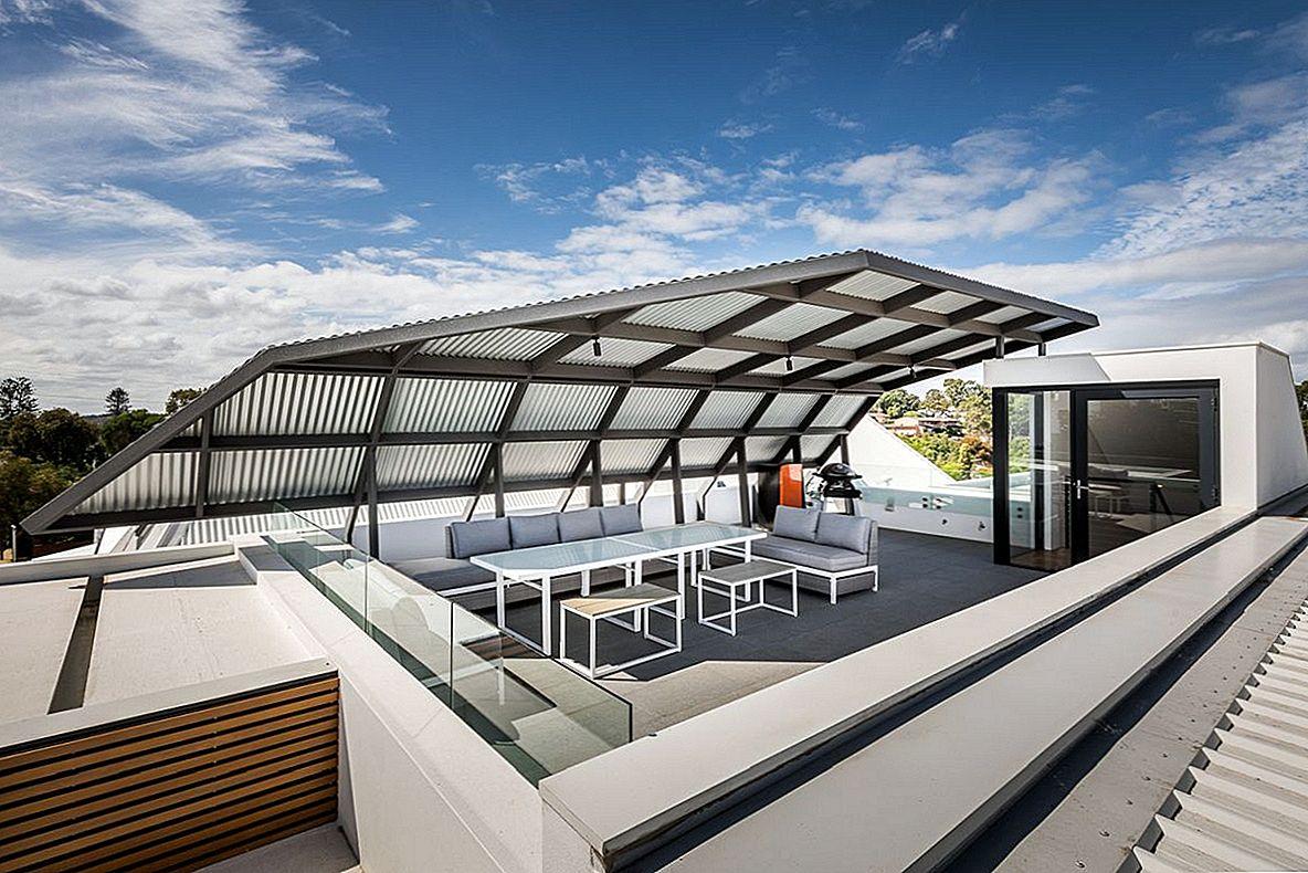 проект дома с террасой на крыше картинки падшего ангела