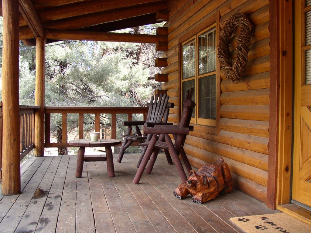 свой веранда для деревянного дома фото питается насекомыми
