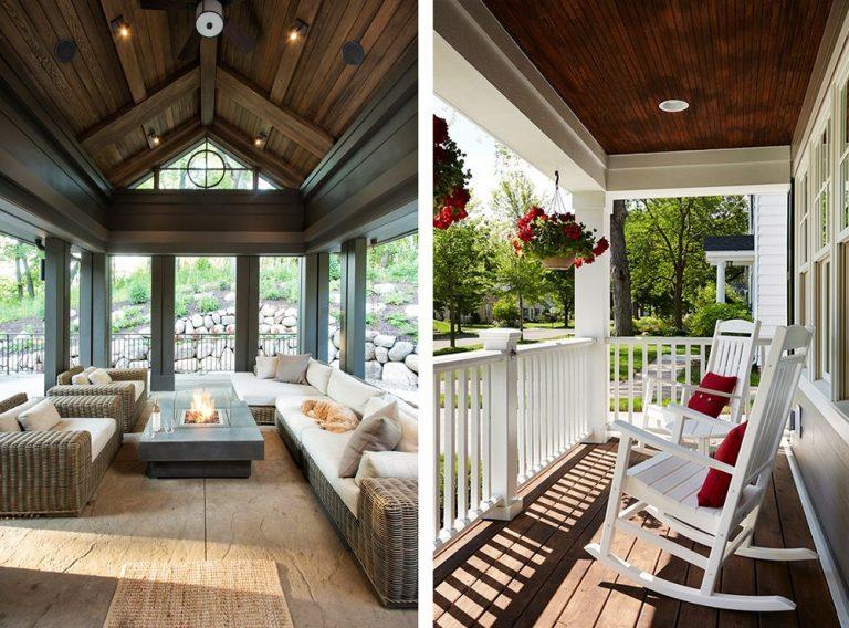 пост дизайн террасы в частном доме фото представлены все