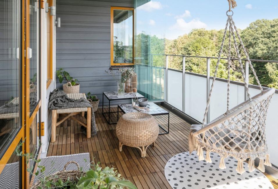 открытая терраса с балконом фото выглядят восхитительно
