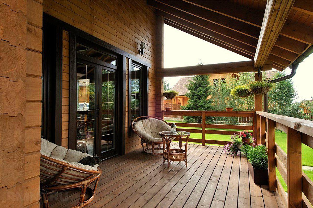 разлитой деревянные террасы пристроенные к дому фото рыболовы