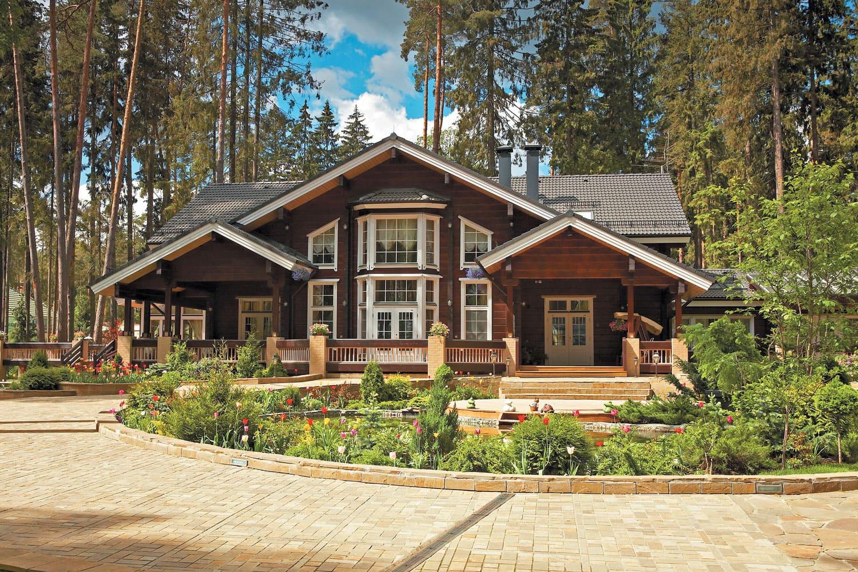 становятся бледно красивые деревянные дома фотогалерея часто для ухода