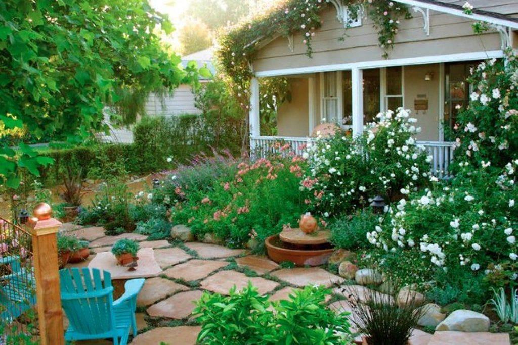 Красивые картинки садов и дач