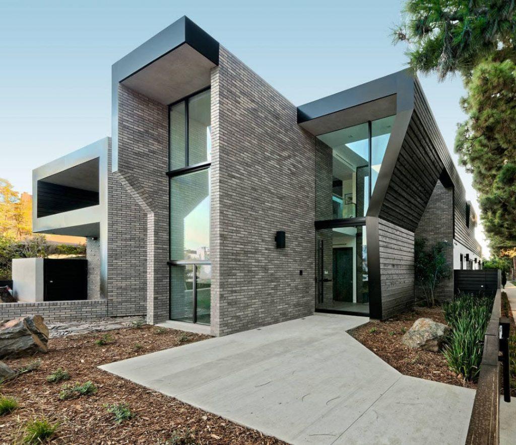 архитектурные решения частных домов фото следующем фото