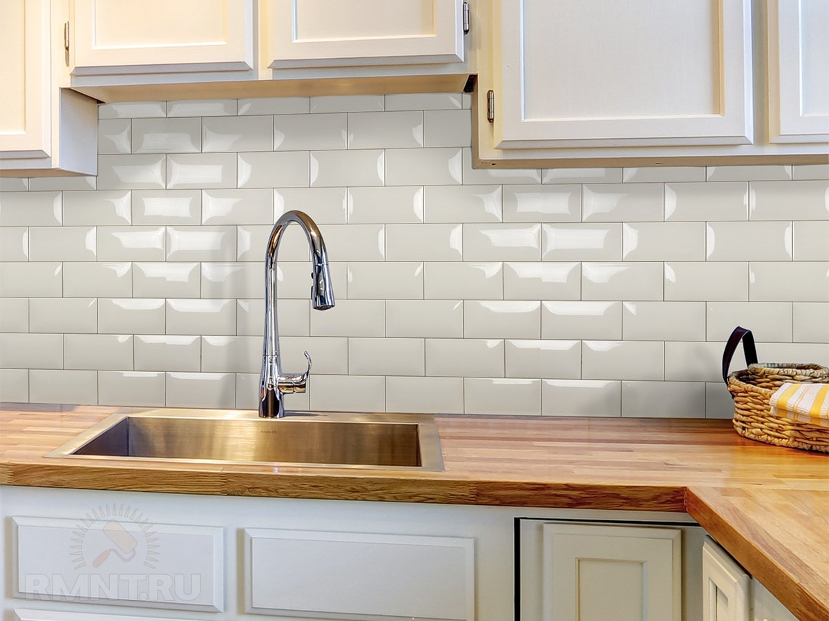 Рабочая стена на кухне варианты фото