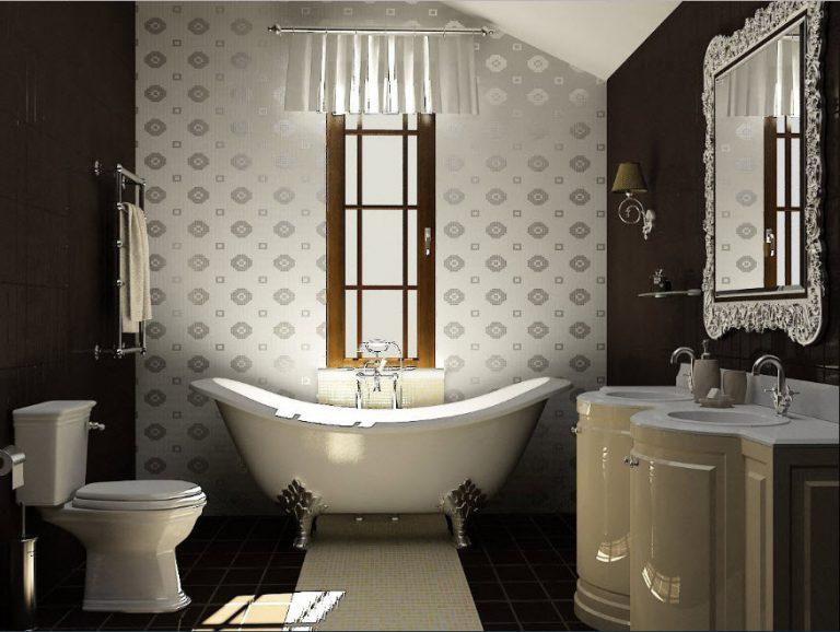 Посмотреть ванные комнаты в картинках
