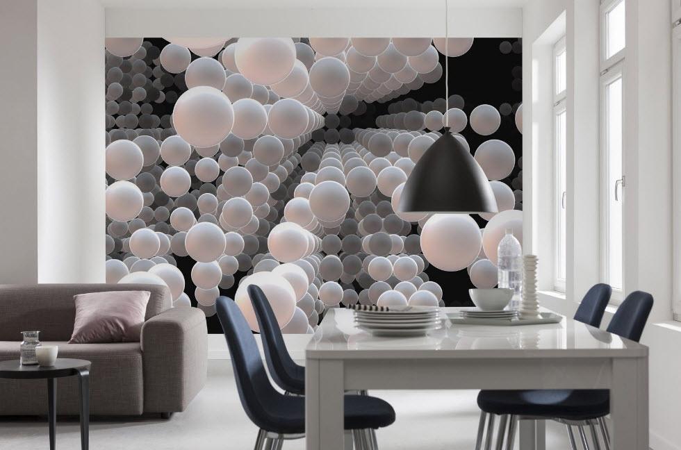 Модный дизайн обоев 2020: 100 лучших идей и новинок на фото