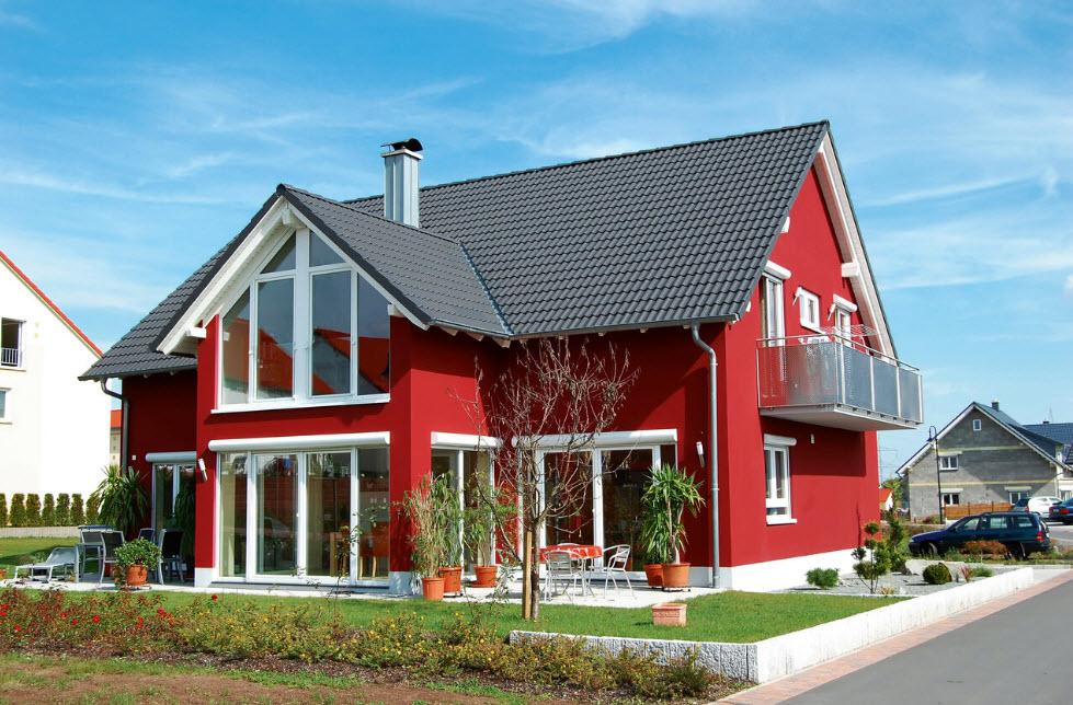 Остекление загородных домов: 100 лучших примеров на фото