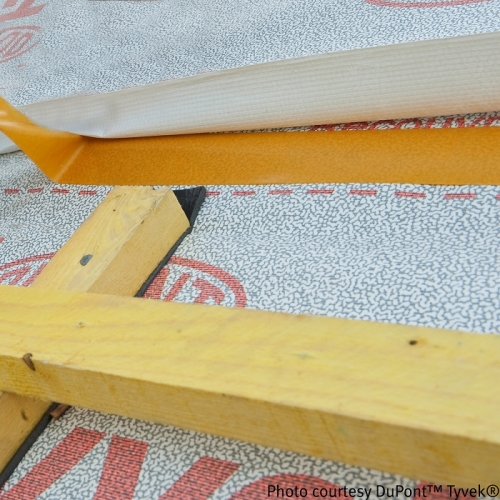 Двусторонняя акриловая лента Tyvek Double-sides Tape