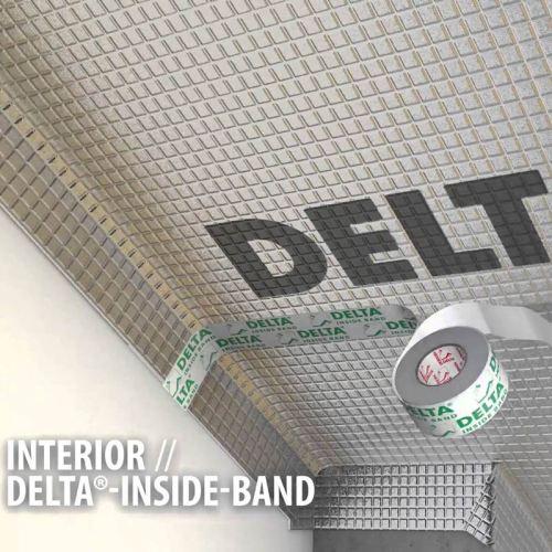 Односторонняя клейкая лента Delta inside-Band I60