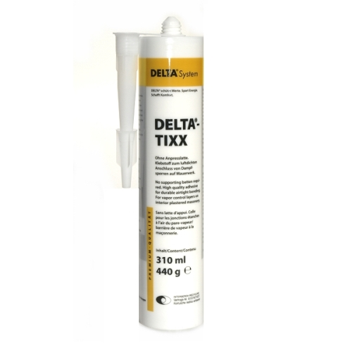 Клей для пароизоляции Delta Tixx