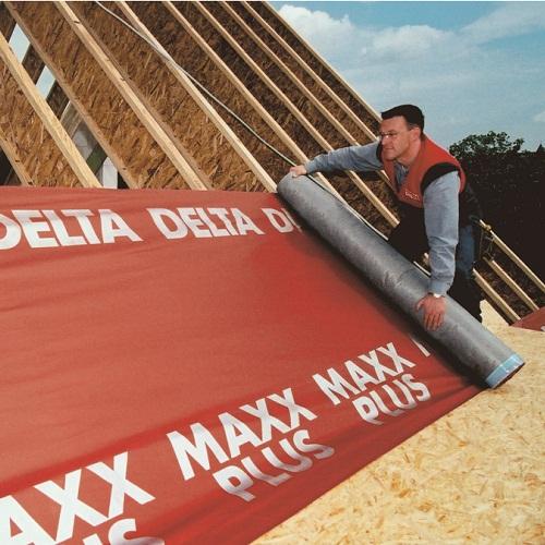 Delta Maxx / Maxx Plus гидроизоляционная мембрана