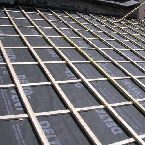 Delta Vent S / Vent S Plus гидроизоляционная мембрана