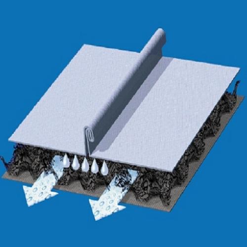 Диффузионная гидроизоляционная мембрана Delta Trela