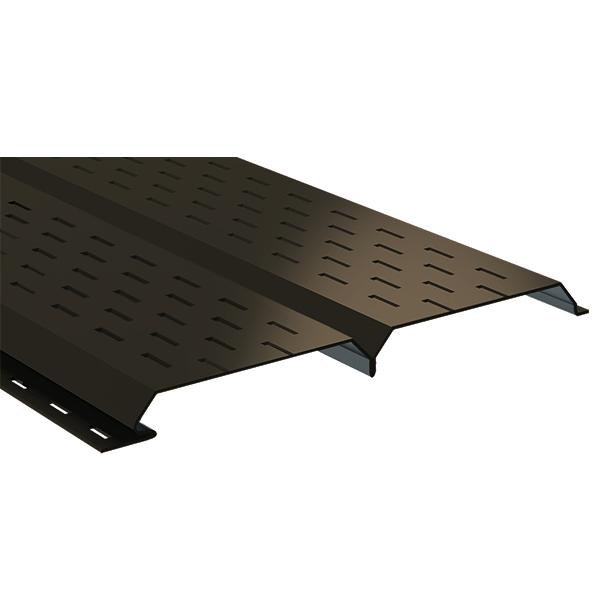 Металлический софит Lбрус-15х240 пурал РUR50
