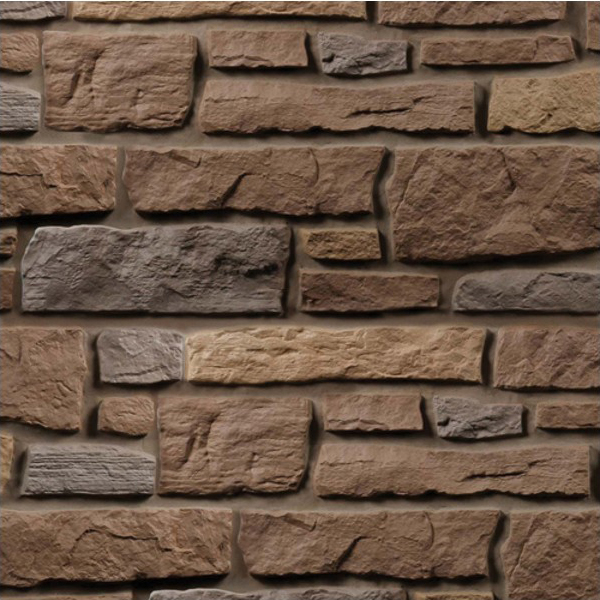 Фасадные панели Nailite Creek Ledgestone Premium