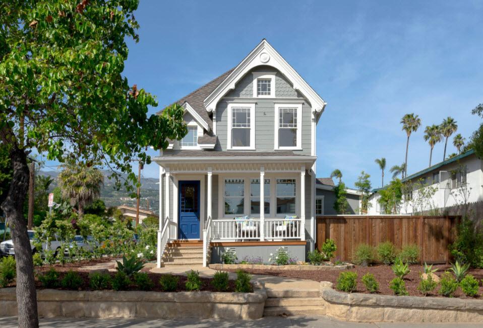 красивый домик небольшого размера