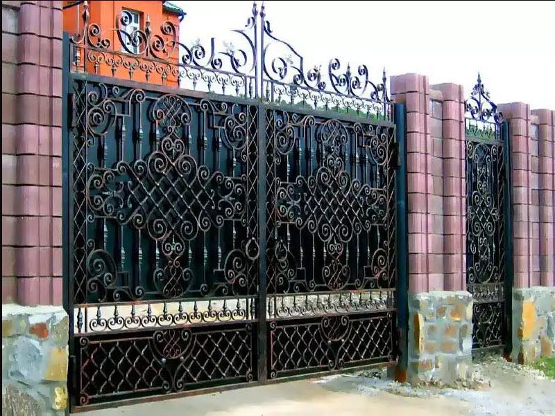 Ворота и все о них